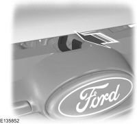 Как открыть капот Ford C-max 2010-2014